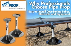 Best Roof Top Pipe Stand And Adjustable Pipe Support