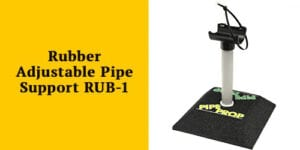 Rubber Adjustable Pipe Support RUB-1 - Pipe Prop